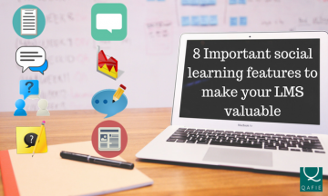 8 Important social learning features to make your LMS valuable