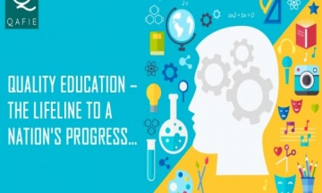 Quality Education The lifeline to a nations progress