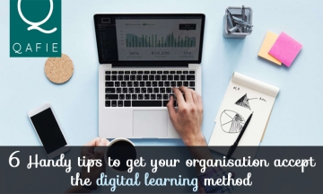 6 Handy Tips To Get Your Organisation Accept The Digital Learning Method