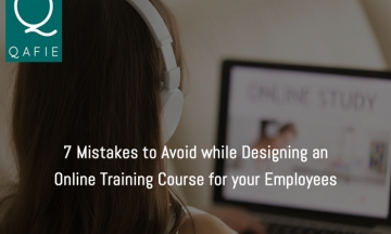 7 Mistakes to Avoid while Designing an Online Training Course for your Employees